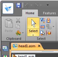 SOLVED]Office 2013 Theme's DrawSplitButtonFrame - Codejock