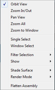 How to add icons to right click view context menu - Codejock